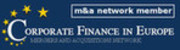 RJ Finance is member of leading European M&A plaftorm CFIE: Corporate Finance in Europ
